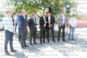 Бизнесмени, които да инвестират в производството НЯМА! Тримата първи в Пиринско дадоха старт  на строежа на поредния магазин в Благоевград