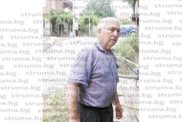 Дъждовете отнесоха улица в Мурсалево, кметът безсилен – няма пари за асфалт