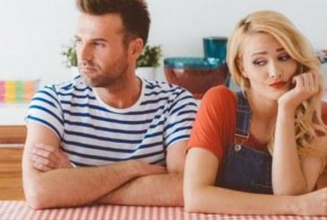 Знаци, че се отдалечавате от партньора си