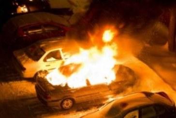 Запалиха автокъща! Коли горят като факли! Следователи: Умишлено е