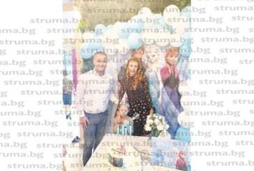 Дъщерята на благоевградския бизнесмен Георги Мавродиев празнува 5-ия си рожден ден като принцеса Елза