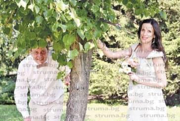 Депутатът, кандидат за кмет на Перник, Станислав Владимиров почерпи за първороден син