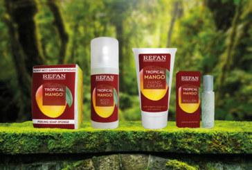 Лятно настроение и екзотика с TropicalMango на REFAN