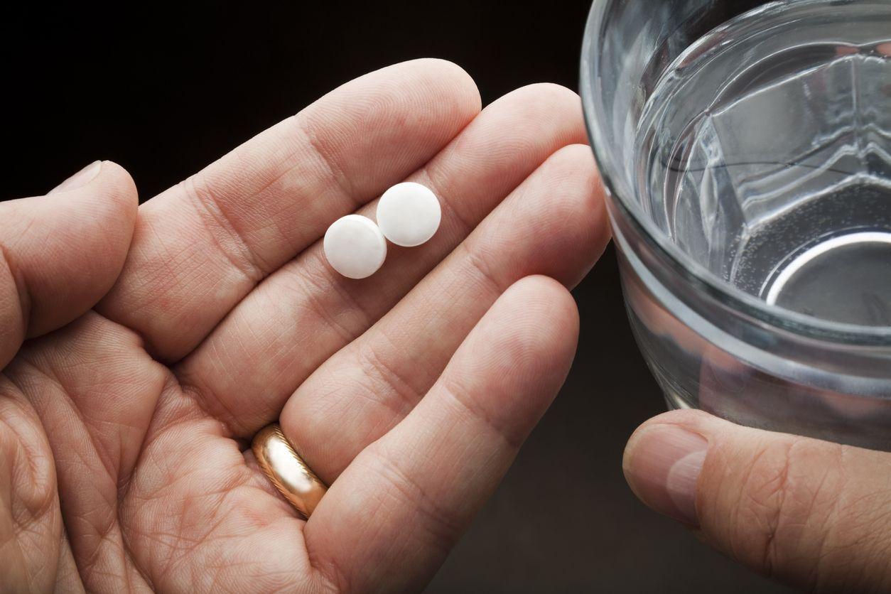 Спрете приема на аспирин като превенция срещу инфаркт