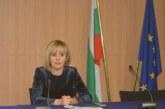 Мая Манолова ще се кандидатира за кмет при едно условие