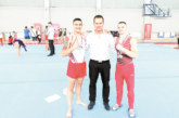 """Гимнастиците на """"Пирин Благоевград 2011"""" с 5 държавни титли"""
