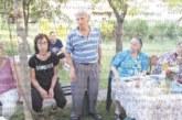 На градинско парти в Черниче представиха последната книга за Ванга