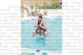 Джизъса и бременната Златка на морска ваканция  с популярен неврокопчанин