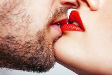 Целувката помага за по-лесна загуба на тегло