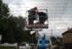 Природолюбители и служители на ЧЕЗ в 3-часова спасителна акция на малко щъркелче в Баничан