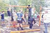 По идея на младежи в Дупница монтираха първото професионално стрийт-фитнес съоръжение