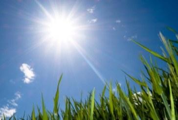 Времето: Слънчево и топло