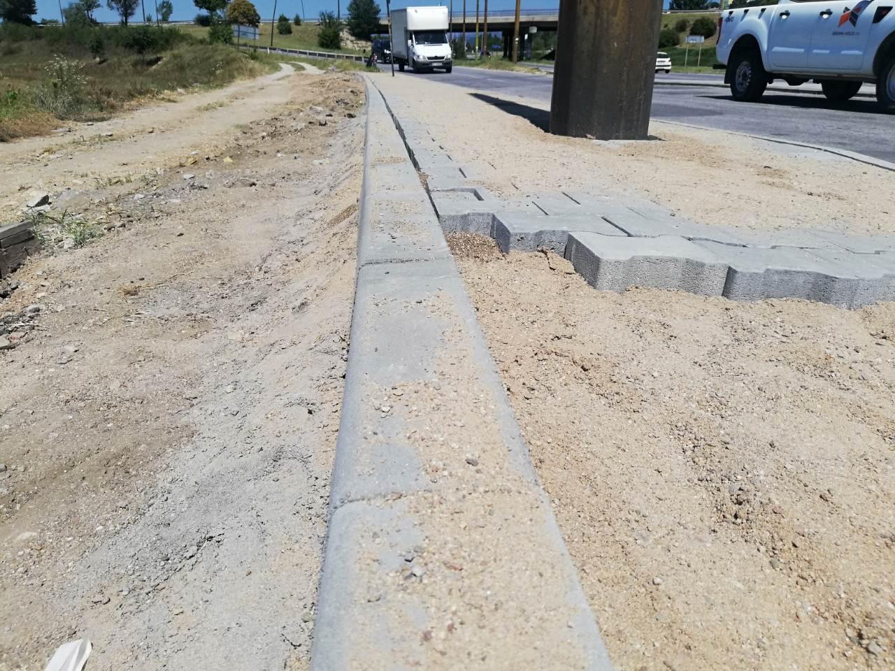 """Стартира изграждането на светофарна уредба на входа на квартал """"Струмско"""""""