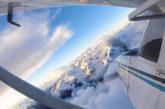 Самолет кацна на натоварено шосе в САЩ