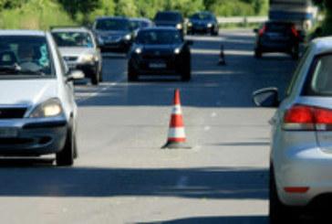 Натоварен трафик в цялата страна, отново тапа край Дупница
