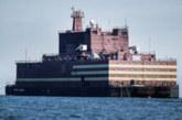 Русия представи първата в света плаваща атомна електроцентрала