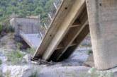 Мост се срути в Турция