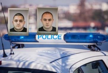 МВР пусна снимките на двамата издирвани за погрома в столичното заведение