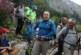 """Акция в Пирин! Президенът Радев и спасители оборудваха заслона """"Кончето"""" с одеала и аптечки"""