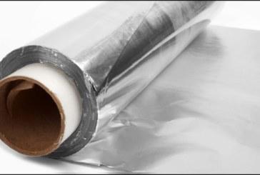 Готвенето с алуминиево фолио не е безопасно