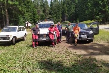 Жена пострада в Пирин, спасители от Сандански и оказаха първа помощ