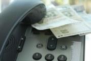 МВР: Телефонни измами регистрирани в Благоевградско