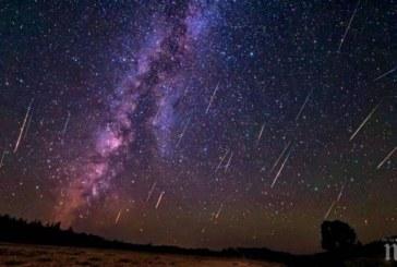 Тази нощ: Пик на падащи звезди