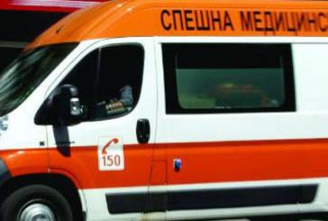 Жена и момиче ранени в катастрофа край Ново Делчево