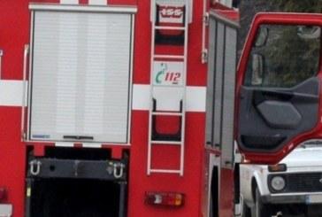 Огнен инцидент край Сандански! Лек автомобил лумна в пламъци