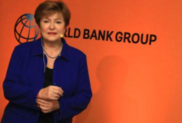 Кристалина Георгиева с трогателен туит след номинацията й за шеф на МВФ