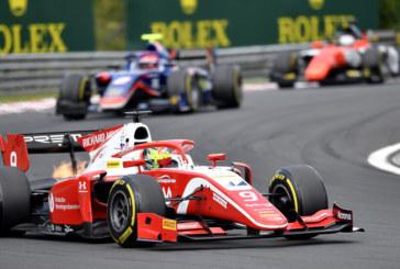 Синът на Шумахер с първа победа във Формула 2