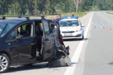 """Катастрофа на АМ """"Струма"""", транспортираха в болница 2 деца"""