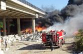Собственикът на горялото депо край Дупница отнесе две обвинения