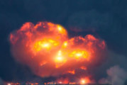Експлозия в оръжеен склад в Ирак