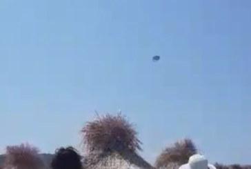 """Вятър отнесе парашут с туристи край """"Каваците"""""""