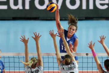 България с първа победа на Европейското за жени