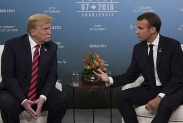 На Г-7 в Биариц се откроиха методите на Макрон и Тръмп