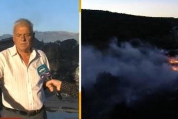 Шефът на склада, запалил се край Дупница: Не може да пламне от слънцето