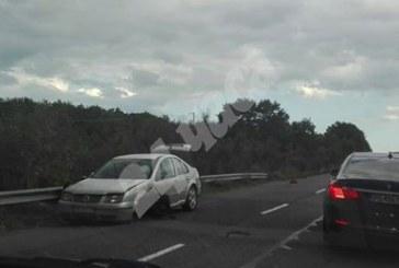 Катастрофа затвори пътя Созопол – Приморско, петима ранени, сред тях 2 деца