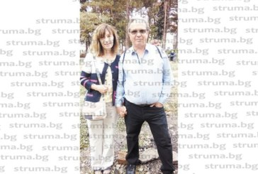 "Дупничанка доведе съпруг французин на литургията в храм ""Св. Георги"""