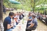 Поляните край Симитли се изпълниха с празнуващи, курбани имаше край всички параклиси с името на Св. Богородица