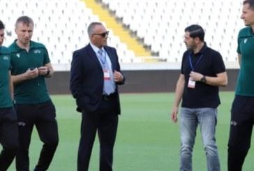 Делегат на мач от Лига Европа почина преди срещата