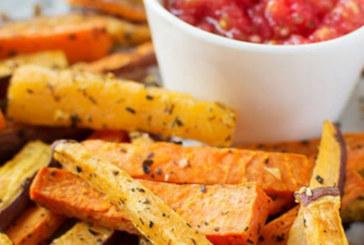 Четири продукта, с които е вредно да се ядат пържени картофи