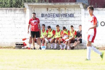 """Юношите на """"Беласица"""" загубиха минимално от """"Диагорас"""" в Гърция"""