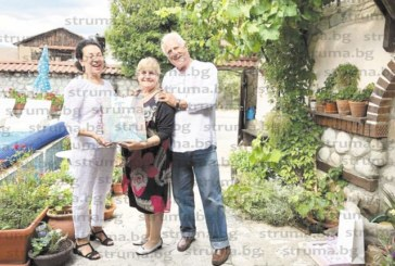 """20 г. след сватбата нашенка от с. Баня и съпругът й австриец се венчаха в църквата """"Св. Георги"""""""