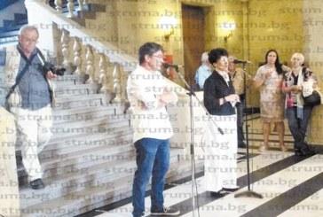 """Акварелите на кюстендилски художник представени необичайно в престижната """"Квадрат 500"""""""