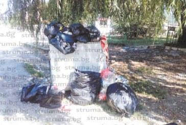 Забавяне на сметоизвозването изнерви жителите в Разложко