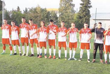"""Юношите на """"Беласица"""" паднаха от Митиново в Петрич"""