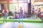 """Бурни аплодисменти за """"Легато бенд"""" в хотел парк """"Бачиново"""""""