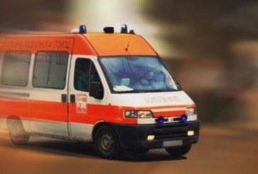 Тежка катастрофа на Е-79 край Сандански, режат ламарини, за да извадят ранена жена